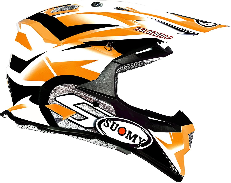 Casco tipo motocross