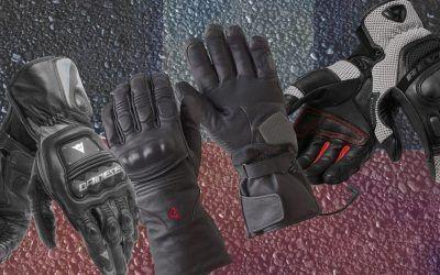 ¿Cómo elegir unos guantes para moto?