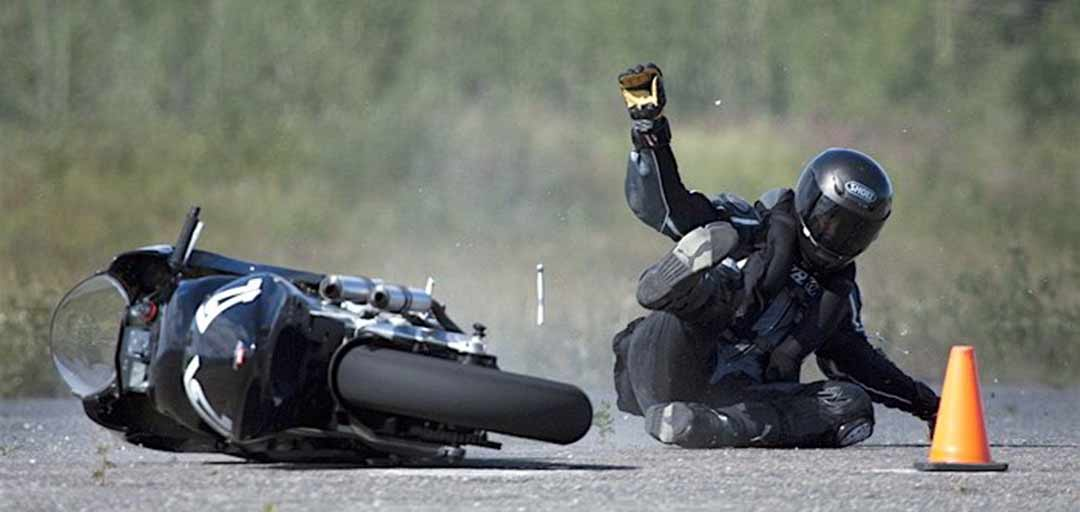 Motivos para usar airbag para moto